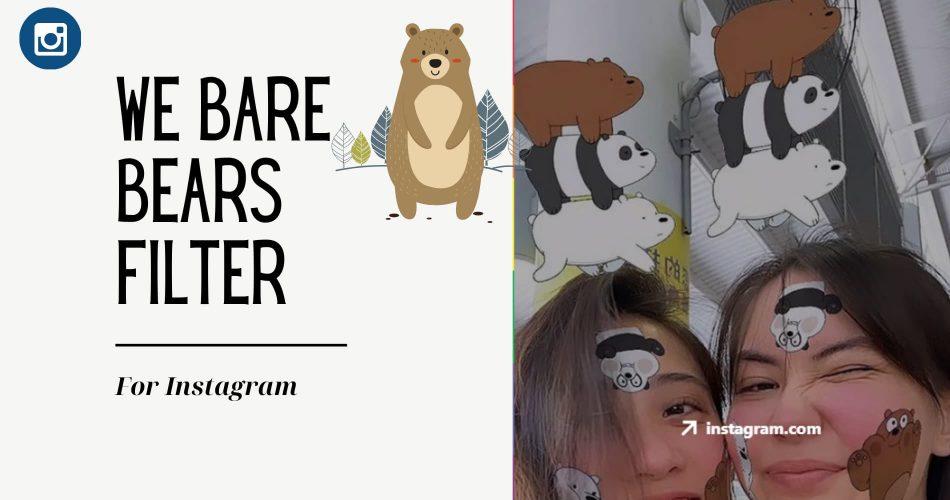 App chụp hình có 3 con gấu trên mặt là app gì?
