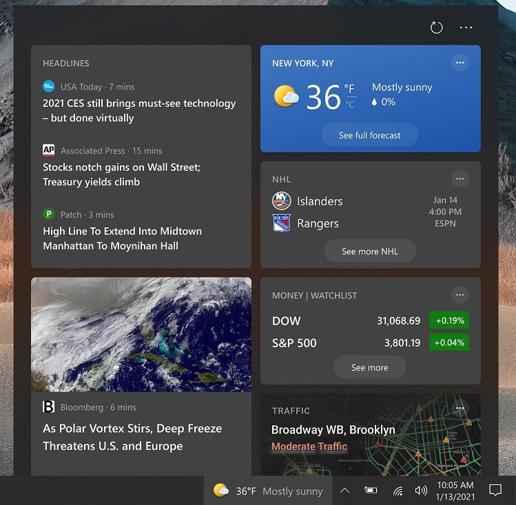 Windows 10X lộ diện taskbar, khác biệt nào dành cho Microsoft? 5