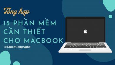 Thật thiếu sót khi bỏ qua 15 phần mềm cần thiết cho MacBook năm 2021 90