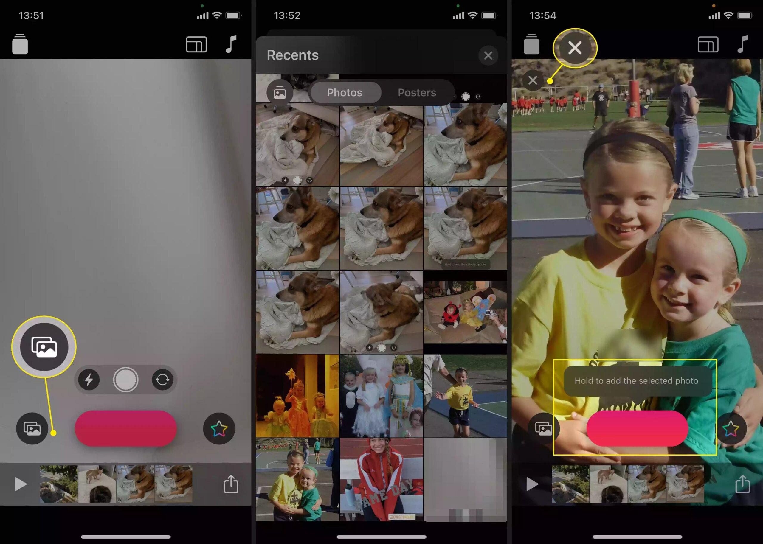 Cách làm video trên iPhone bằng app Clips có sẵn 21
