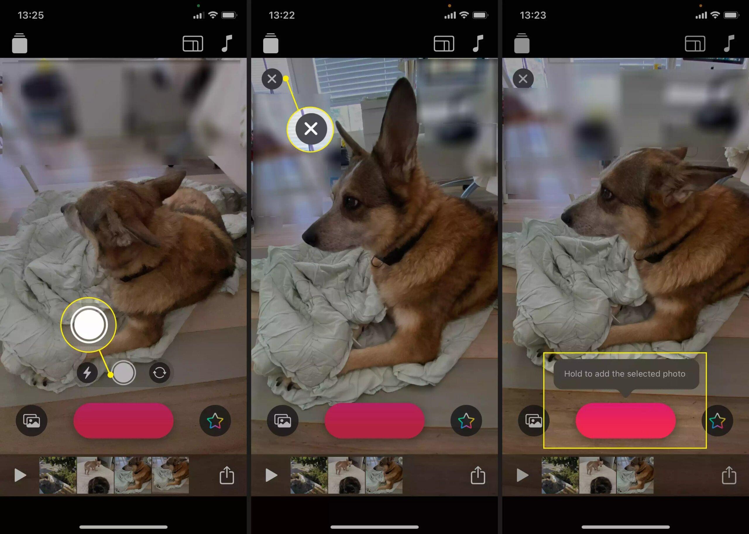 Cách làm video trên iPhone bằng app Clips có sẵn 20