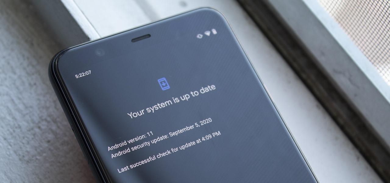 Cách cập nhật Android 11 và lộ trình cập nhật từng hãng điện thoại 13