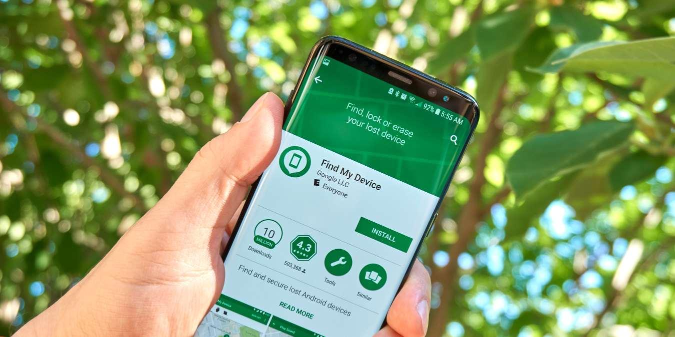 Cách tìm điện thoại Android bị mất 6