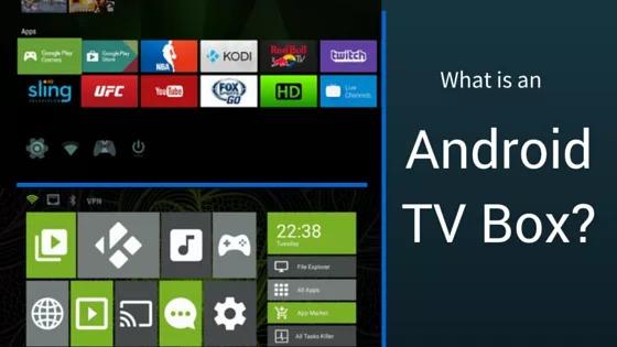 Android TV Box là gì.