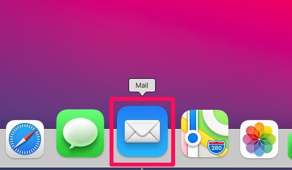 chặn và bỏ chặn email cho Macbook