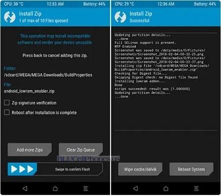 cách cài Android Go cho điện thoại 02