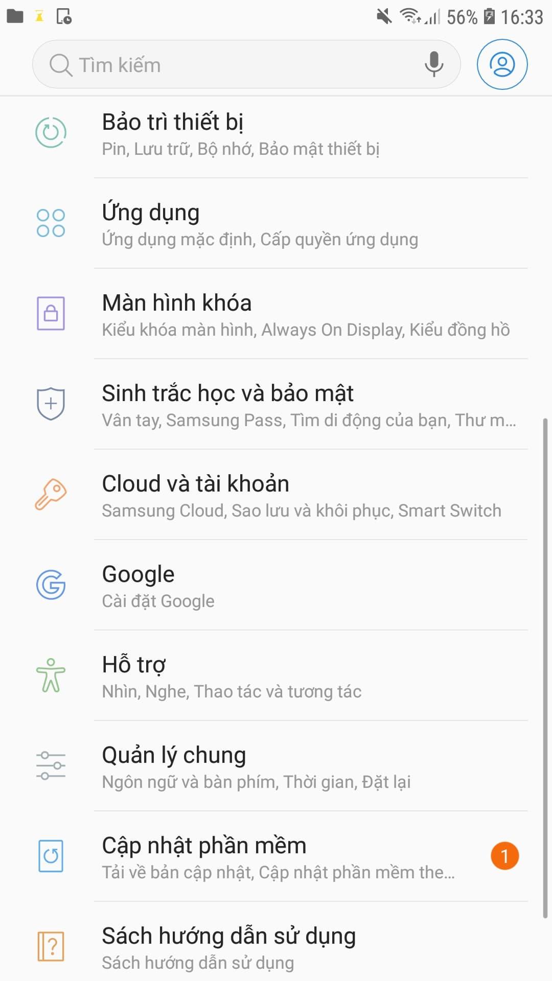 Cách reset Android khôi phục điện thoại như lúc mới mua 11