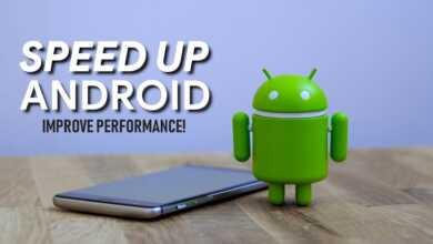 cách tăng tốc Android 00