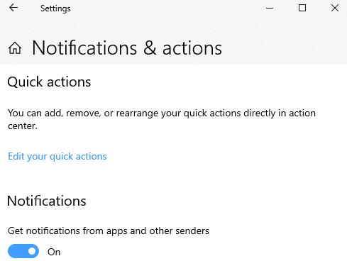 Tổng hợp cách chặn các kiểu quảng cáo gây khó chịu trên Windows 10 9