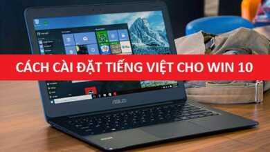 Thủ thuật cài tiếng Việt cho Windows 10 28