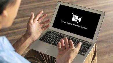 4 cách chữa cháy camera MacBook không hoạt động 13