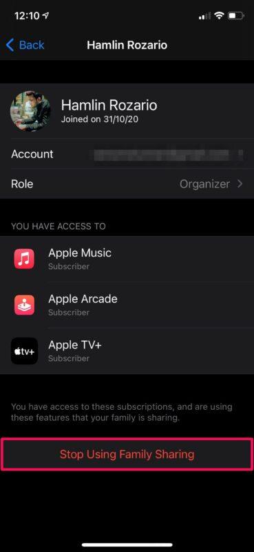 Cùng chia sẻ nhạc bằng tính năng Family Sharing của Apple vừa rẻ vừa vui! 20