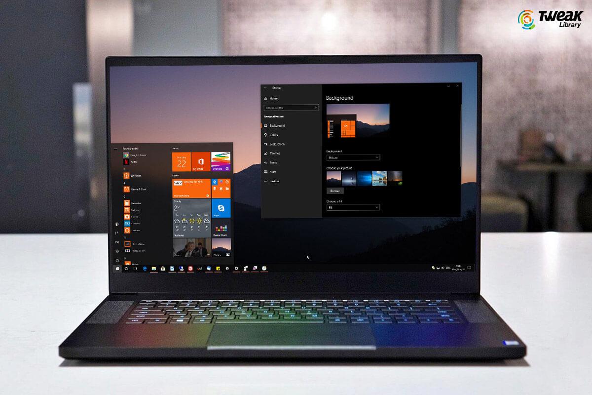 10 chủ đề 'tăm tối' trên Windows 10 cho những người yêu thích bóng đêm 14