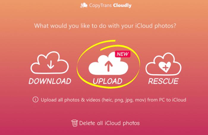 6 cách chép ảnh vào iPhone từ máy tính cực dễ, không cần dây hay iTunes phức tạp 10