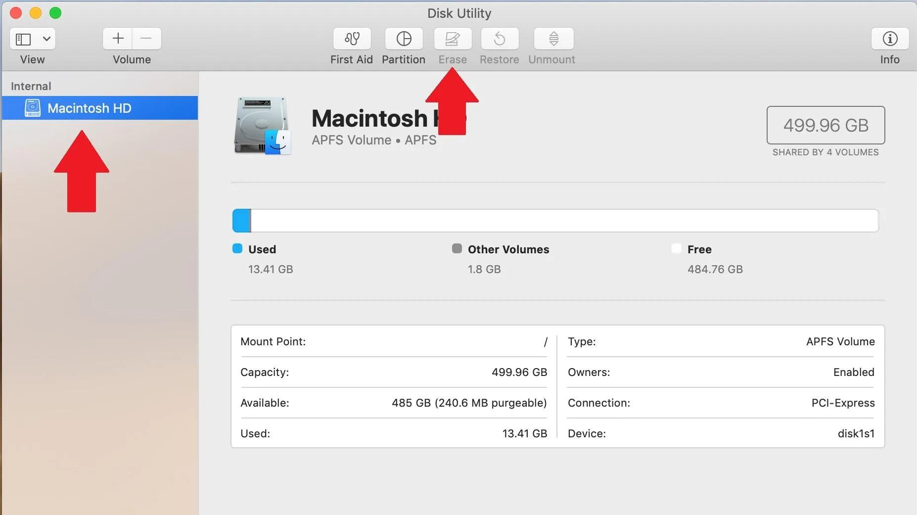 Cách reset macOS đưa máy tính về tình trạng như mới 8