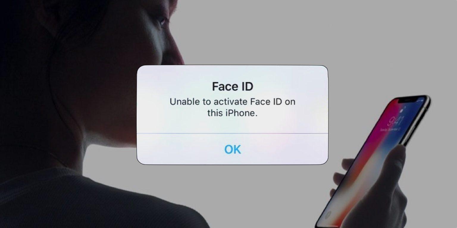Mất Face ID trên iPhone X là gì? Làm sao để sửa? 1