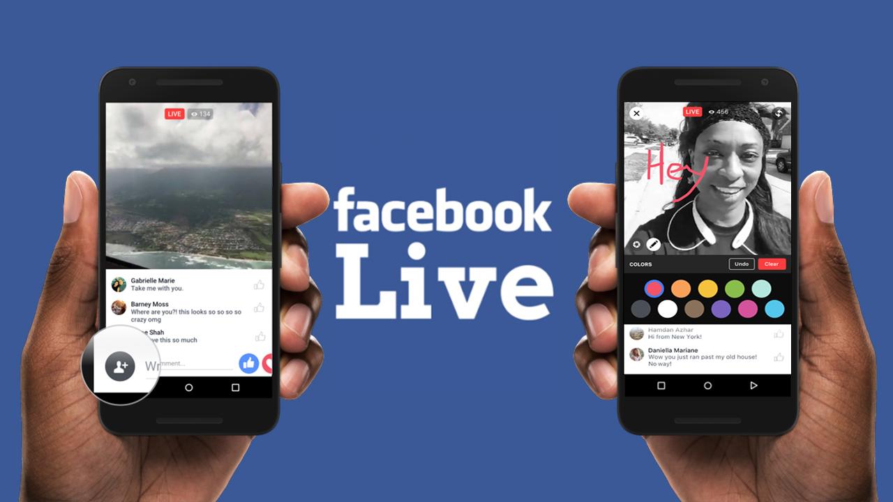 Live stream Facebook là gì.