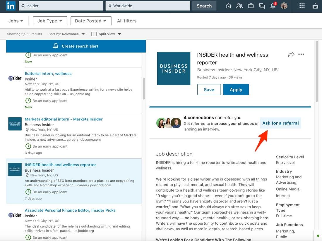 LinkedIn là gì? Tìm hiểu tính năng chính và tác dụng của LinkedIn 12