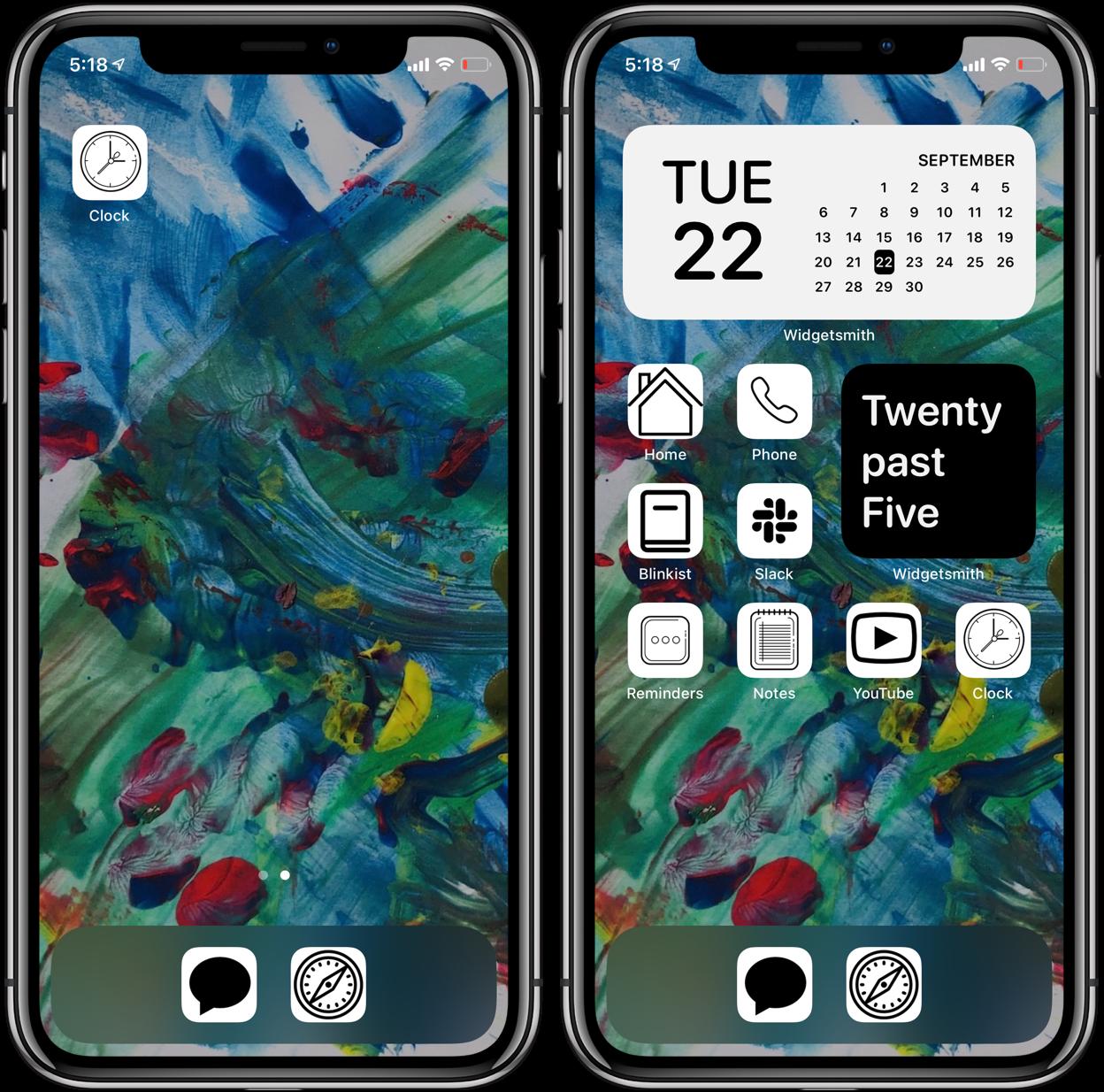 Phù phép diện mạo iPhone với cách thay đổi icon iOS 14 độc đáo 15