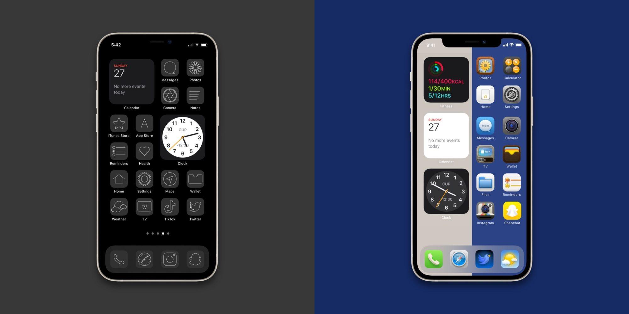 Phù phép diện mạo iPhone với cách thay đổi icon iOS 14 độc đáo 9