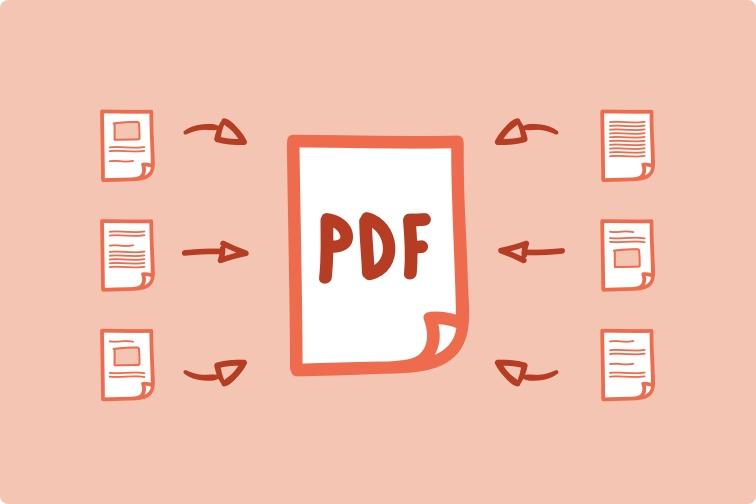 Top 3 thủ thuật ghép nhiều file PDF thành một file PDF trên máy Mac