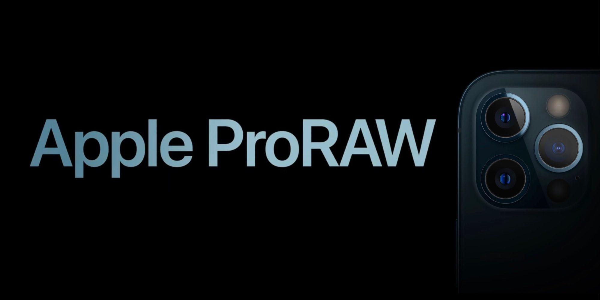 ProRAW và cách chụp ảnh ProRAW trên iPhone 12