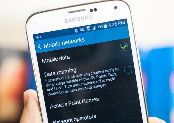Bật mí cách chuyển vùng Android trong tích tắc 13