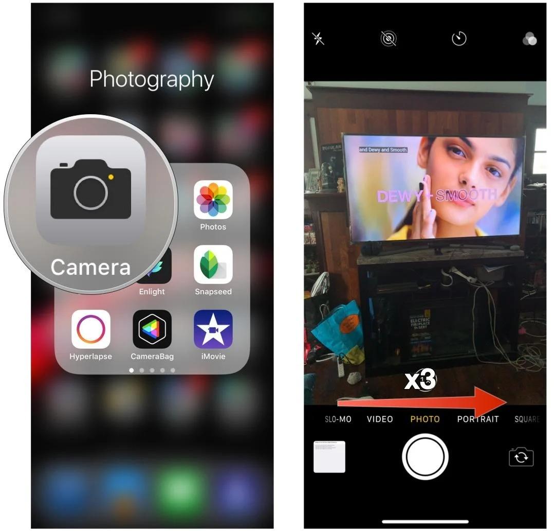 Cách quay video trên iPhone: Hướng dẫn chi tiết từng chế độ 12