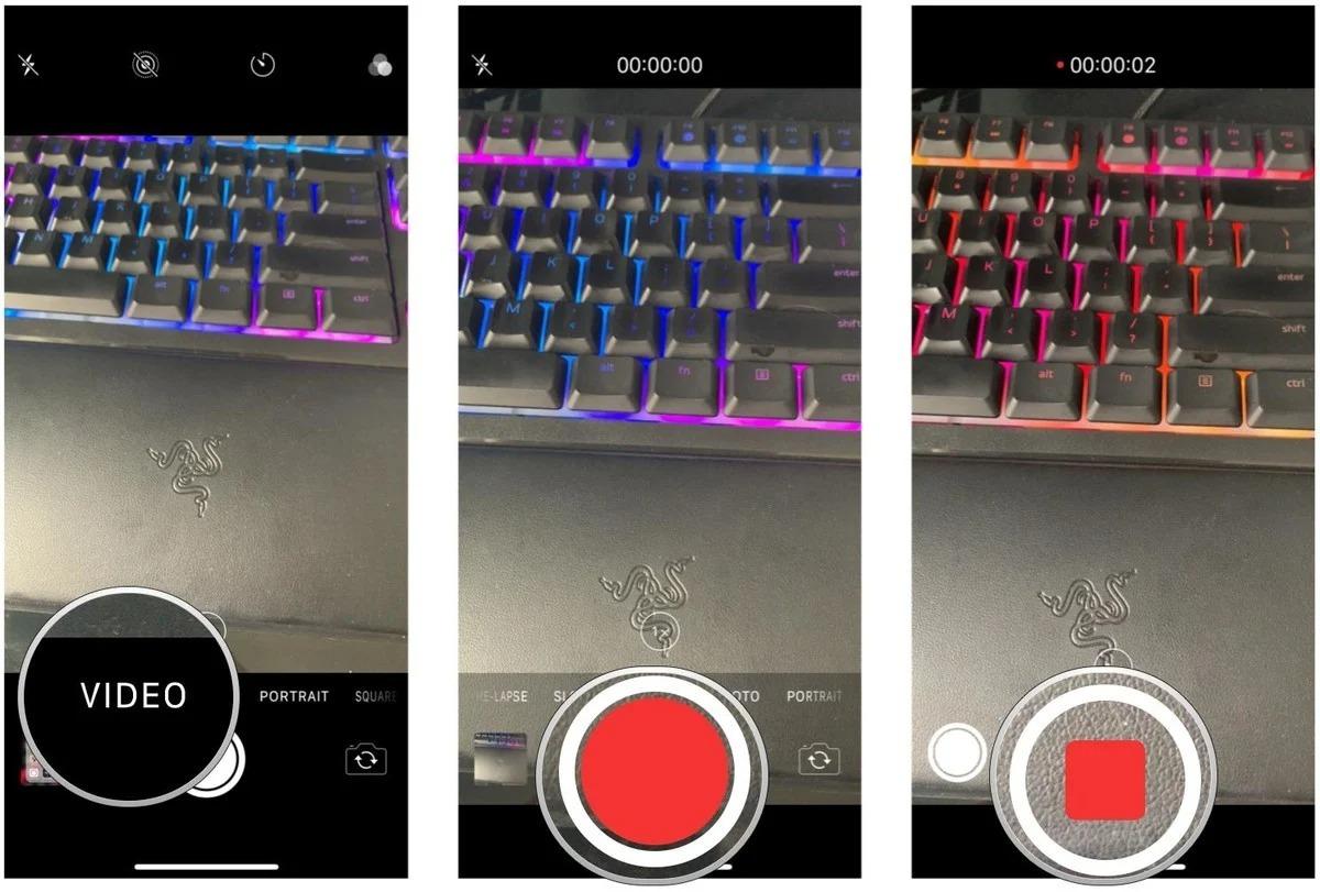 Cách quay video trên iPhone: Hướng dẫn chi tiết từng chế độ 2