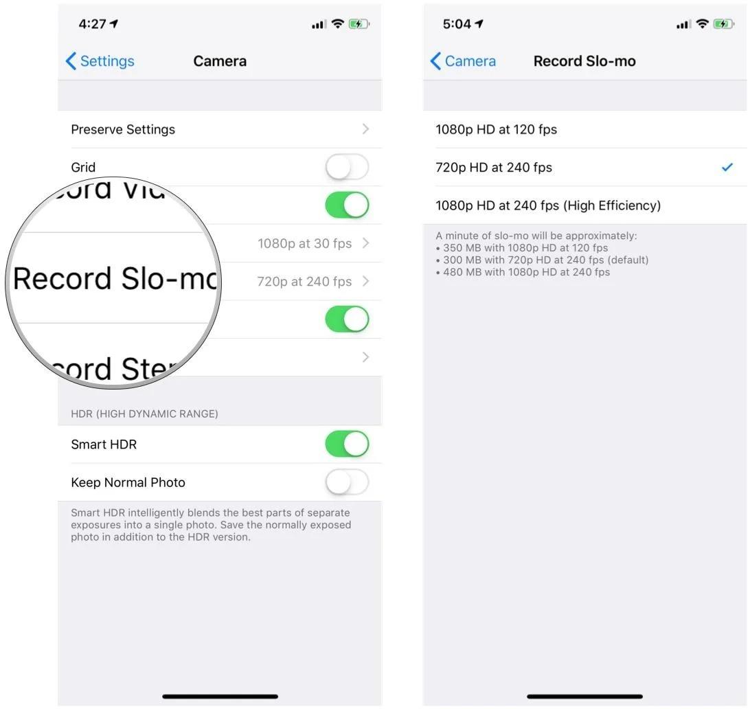 Cách quay video trên iPhone: Hướng dẫn chi tiết từng chế độ 11