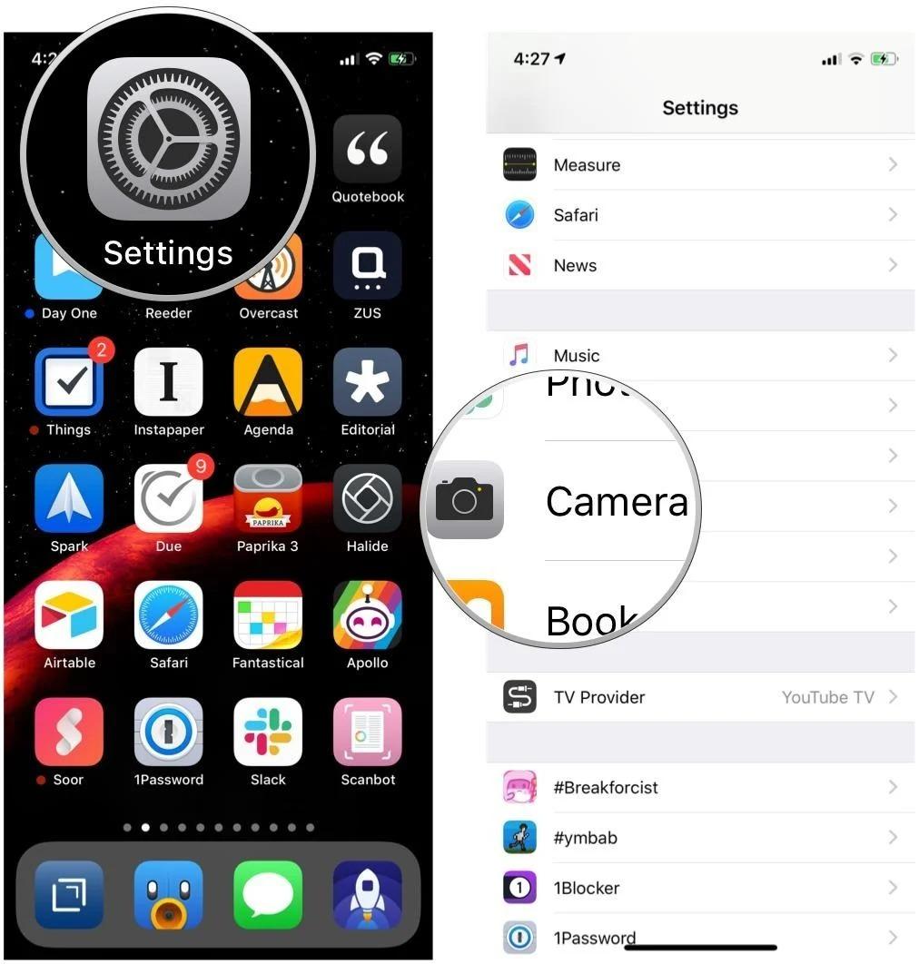 Cách quay video trên iPhone: Hướng dẫn chi tiết từng chế độ 3