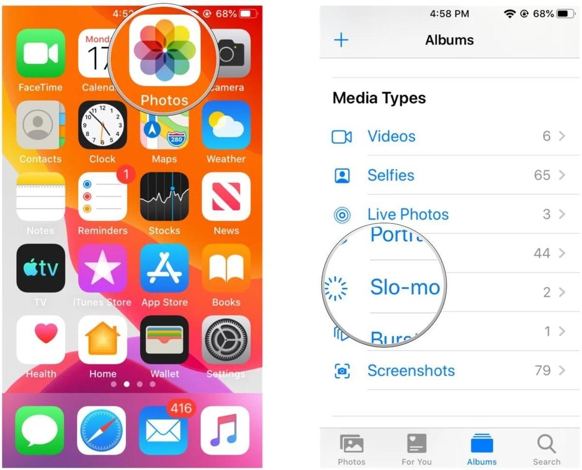 Cách quay video trên iPhone: Hướng dẫn chi tiết từng chế độ 7