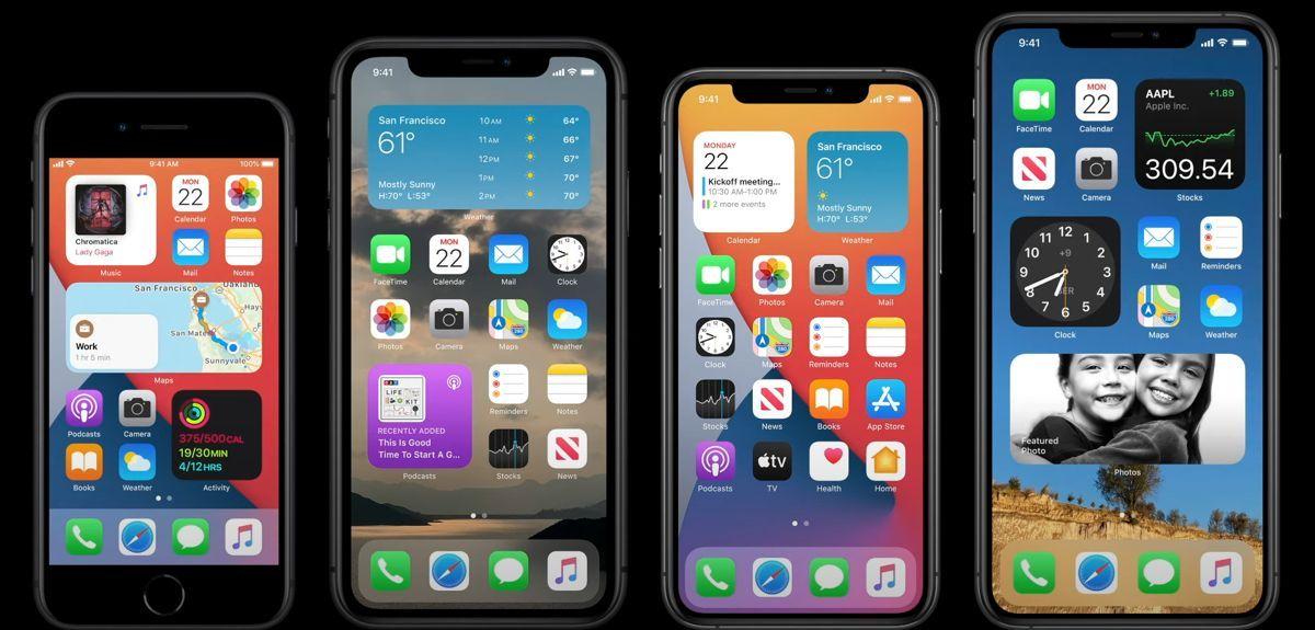 Phù phép màn hình iPhone với 2 tính năng Smart Stacks và Siri Suggestions