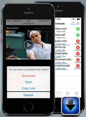 Top 10 phần mềm tải video cho iPhone tốt nhất 12