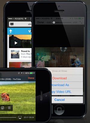 Top 10 phần mềm tải video cho iPhone tốt nhất 13