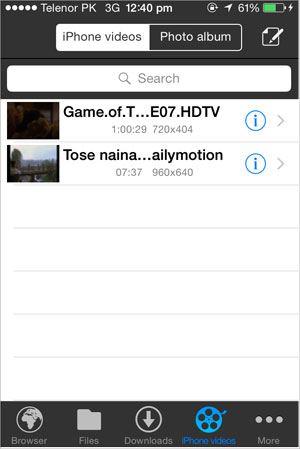 Top 10 phần mềm tải video cho iPhone tốt nhất 7