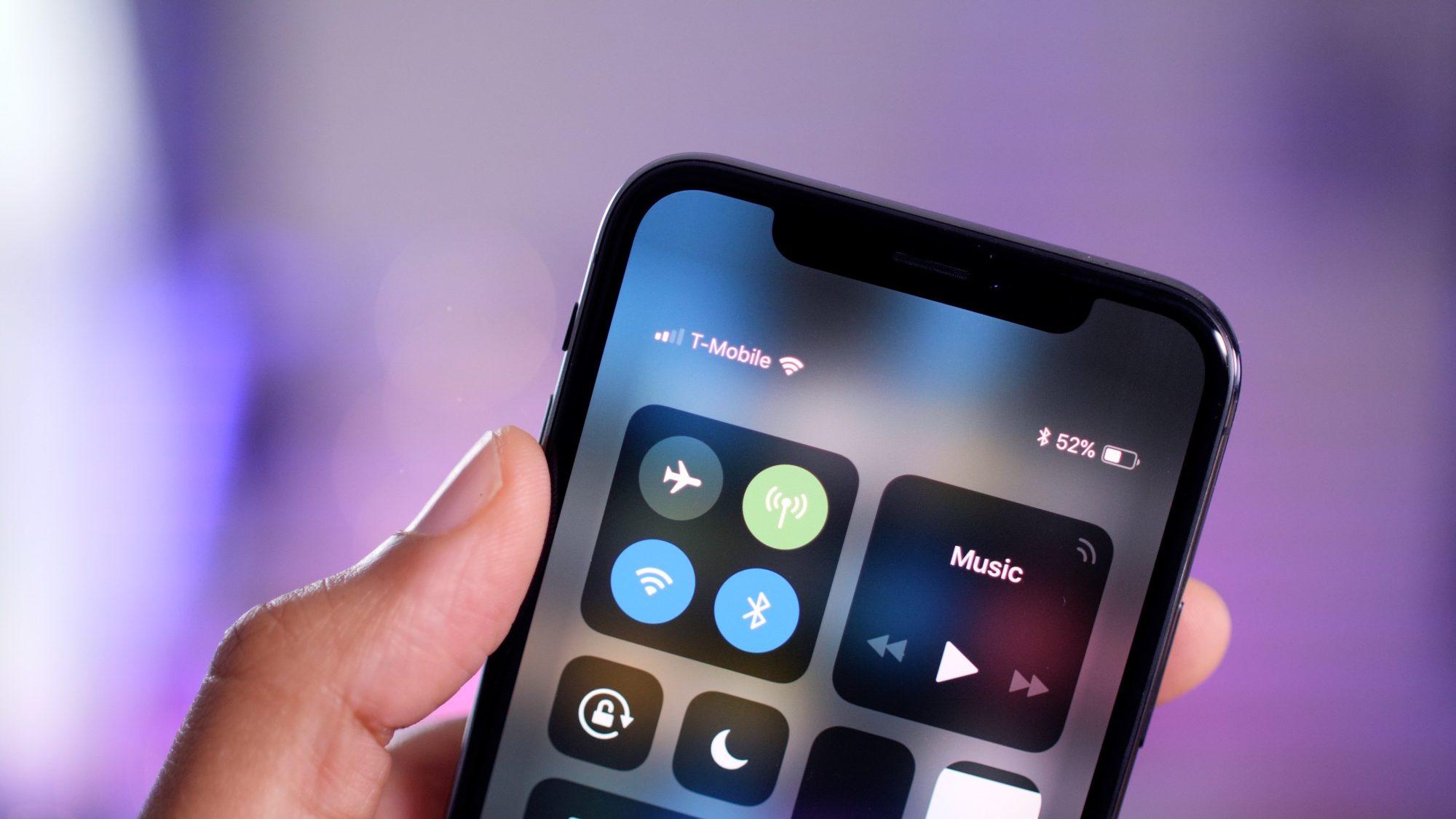 Cách hiển thị phần trăm pin trên iPhone một cách chính xác