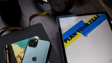 2021 rồi cùng lập kế hoạch năm mới trên iPhone ngay thôi 9