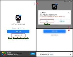 2 cách tải JianYing Android để sống ảo trên Tik Tok 3