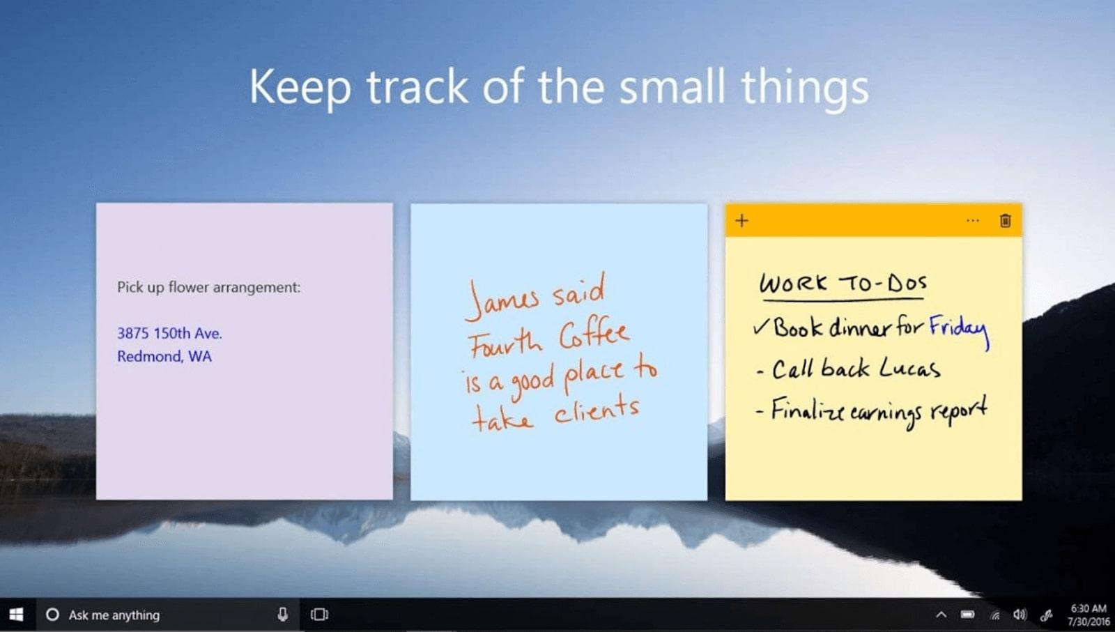 Cách khôi phục Sticky Notes trên Windows 10 cho ai 'lỡ tay' xóa 9