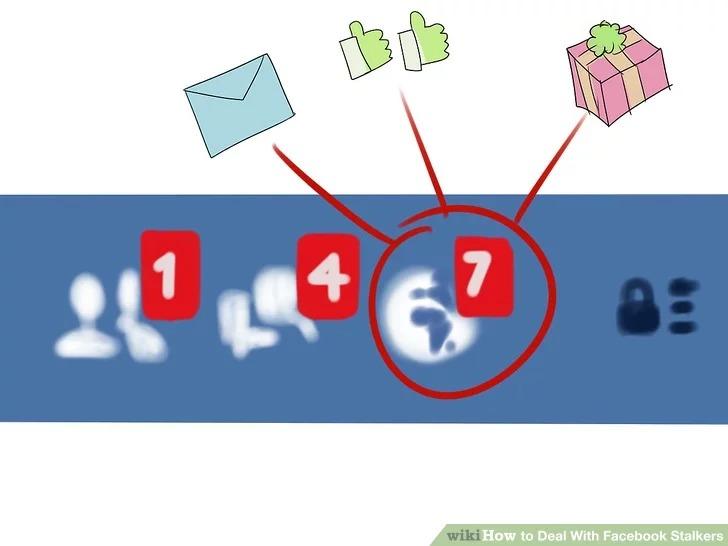 làm gì khi Facebook bị theo dõi 03