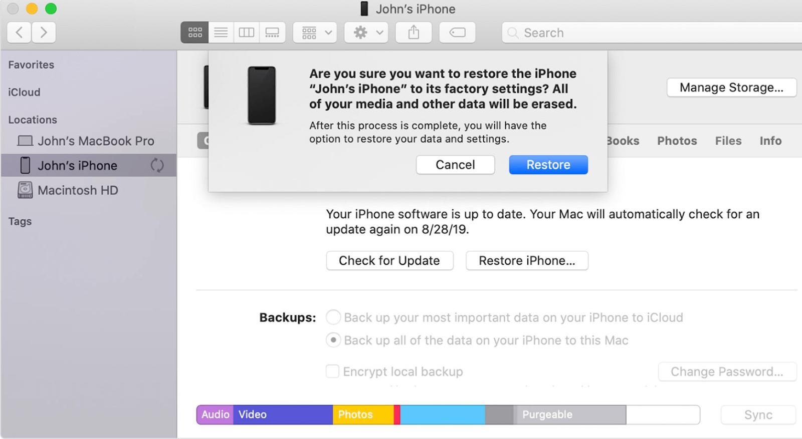 iPhone bị đơ chữ ơ kéo dài: nguyên nhân và cách khắc phục nhanh 9