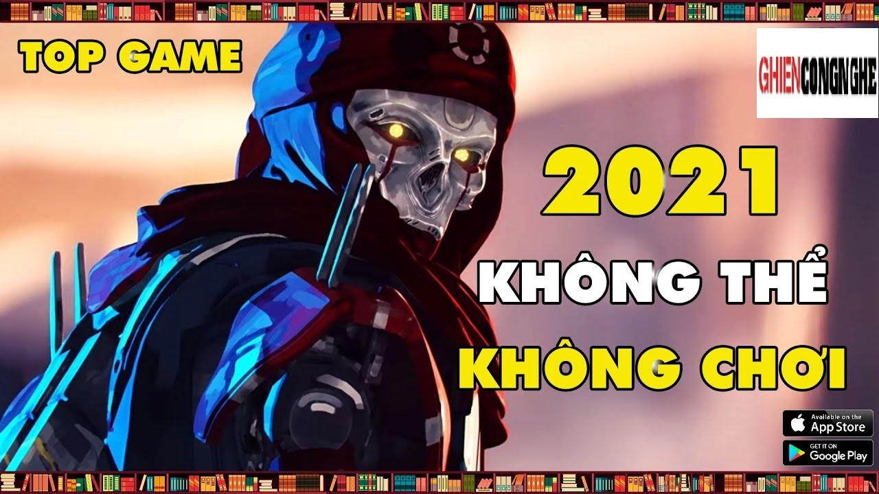 Top những tựa game bắn súng trên Android hay đầu năm 2021