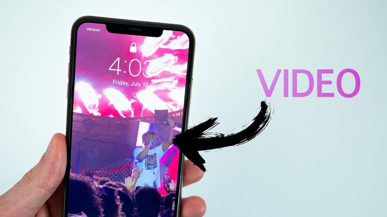 Làm sao để tải video vào iPhone?