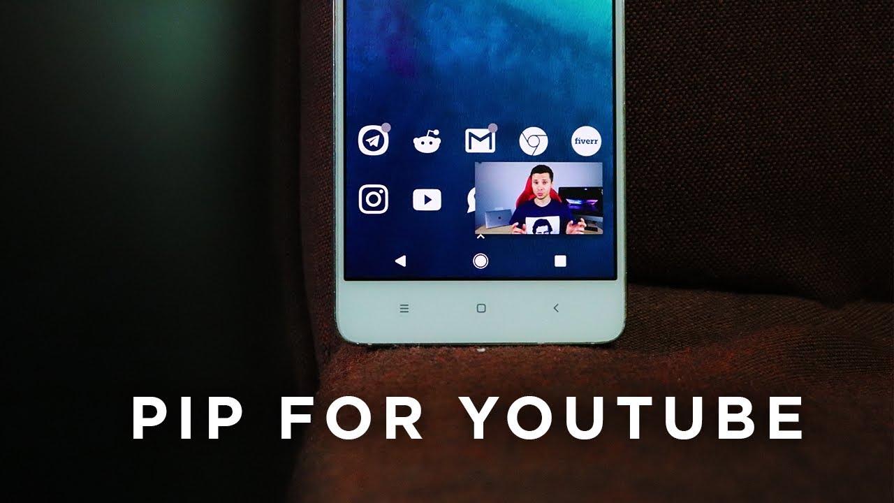 Cách thu nhỏ YouTube Android thỏa mãn nhu cầu đa nhiệm 1