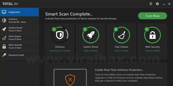 Điểm danh 5 phần mềm diệt virus nhẹ nhất hiện nay trên tất cả hệ điều hành 9