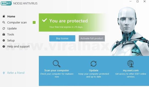 Điểm danh 5 phần mềm diệt virus nhẹ nhất hiện nay trên tất cả hệ điều hành 8