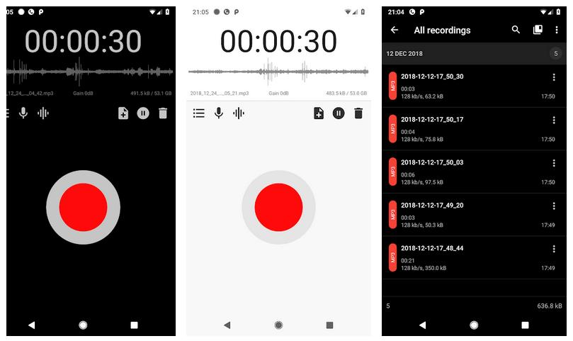 Tổng hợp ứng dụng thu âm trên điện thoại chất lượng cao để hát tặng crush 3