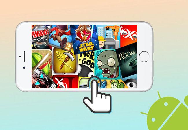 Cách tải game Android cho iOS đơn giản nhất
