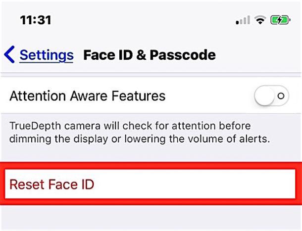 Mất Face ID trên iPhone X là gì? Làm sao để sửa? 4